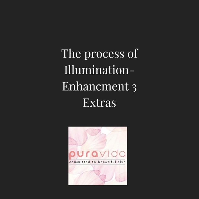 The Process of Illumination- Enhancement 3-Extras