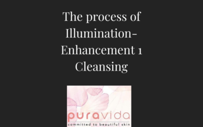 The Process of Illumination- Enhancement 1- Cleansing