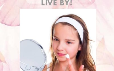 4 Skincare Rules every Teen should live by!